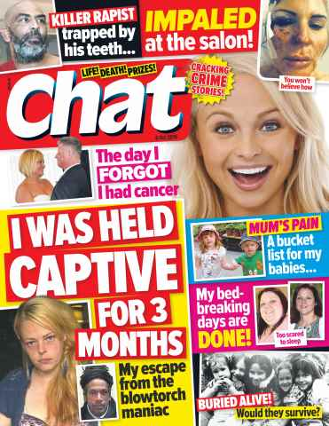Chat issue 8th October 2015