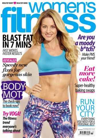 Women's Fitness issue November 2015
