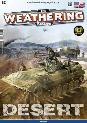 The Weathering Magazine issue DESERT