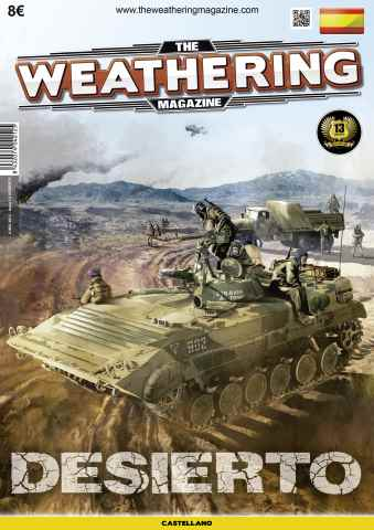 The Weathering Magazine Spanish Version issue Desierto