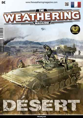 The Weathering Magazine French Edition issue DESERT