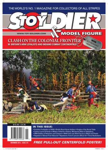 Toy Soldier & Model Figure issue Issue 210