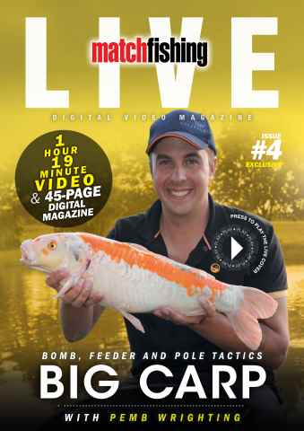 Match Fishing Live issue Issue 4