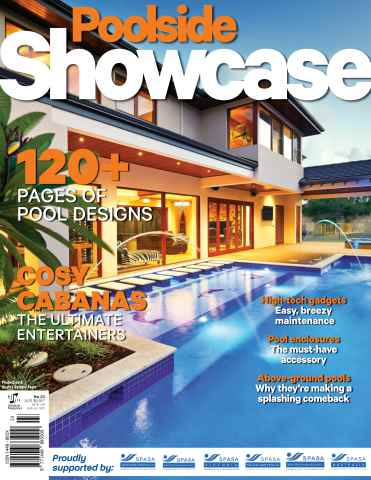 Poolside Showcase issue Issue#23 2015