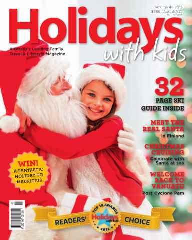 Holidays With Kids issue Volume 45
