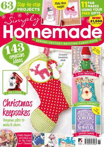 Simply Homemade issue 61