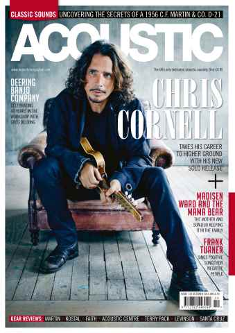 Acoustic issue October 2015