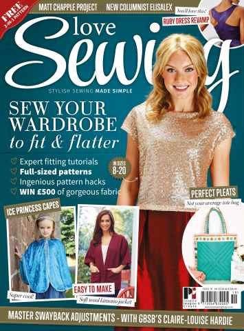 Love Sewing issue 19