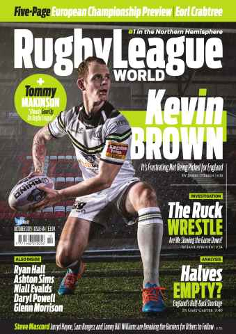 Rugby League World issue 414