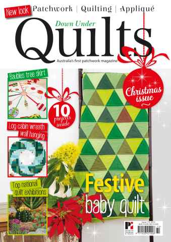 Down Under Quilts issue 172