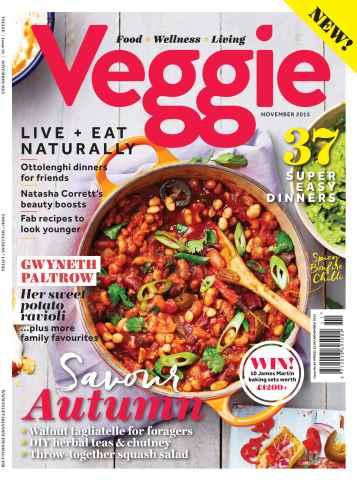 Veggie Magazine issue Nov-15