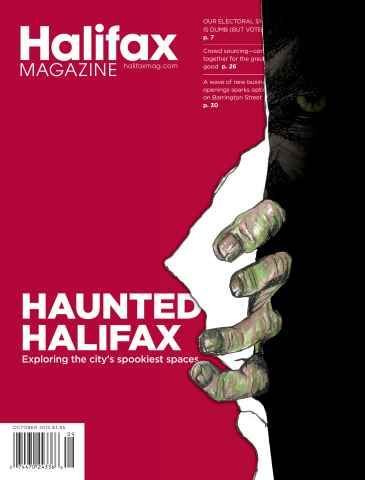 Halifax Magazine issue Oct-15