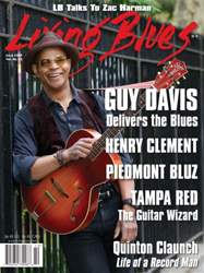 Living Blues issue Living Blues #239