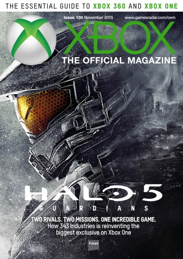 Official Xbox Magazine (UK Edition) issue November 2015
