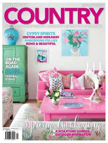 Australian Country issue Issue#18.7 Sept 2015