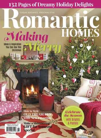 Romantic Homes issue November 2015