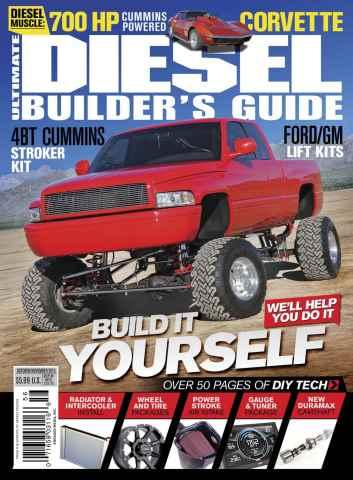 Ultimate Diesel Builders Guide issue  October-November 15