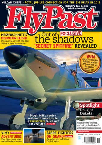 FlyPast issue November 2011