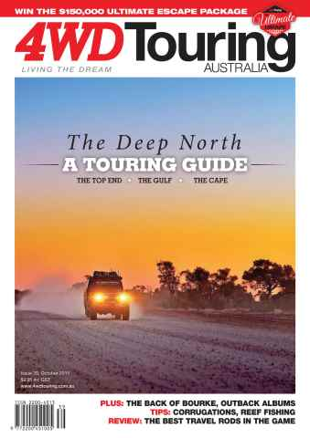 4WD Touring Australia issue Issue 39