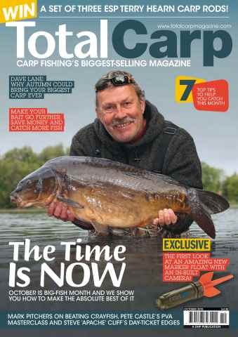 Total Carp issue October 2015