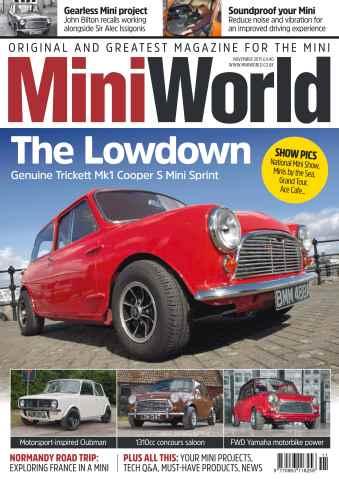 Mini World issue No. 283 The Lowdown