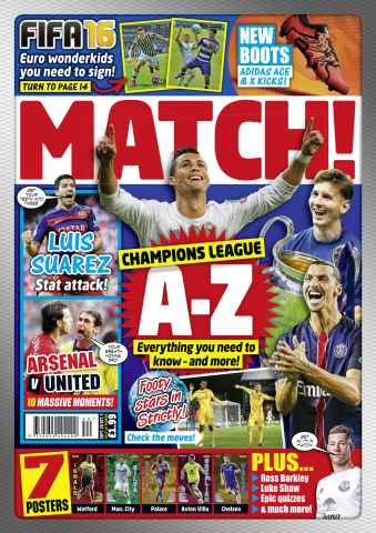 Match issue 29th September 2015