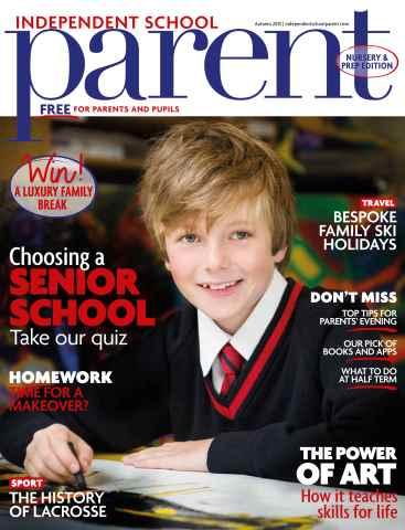 Independent School Parent issue Prep Autumn 2015