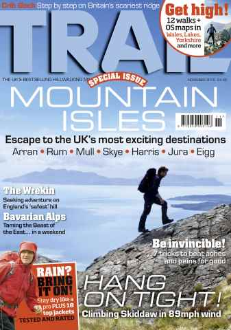 Trail issue November 2015