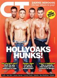 Gay Times issue October 15