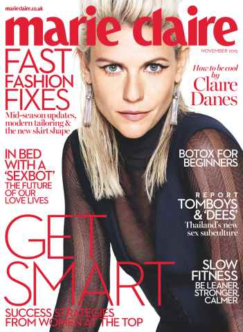Marie Claire issue 10th November 2015