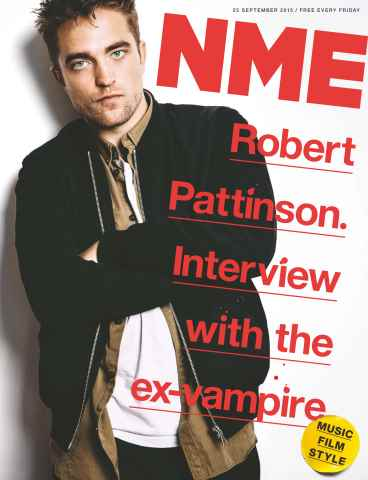 NME issue 25-Sep-15