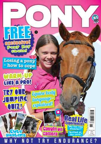 Pony Magazine issue PONY Magazine – November 2015