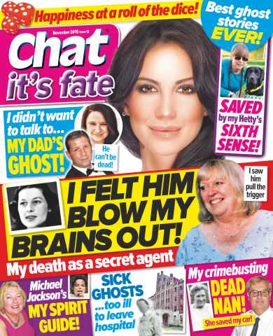 Chat Its Fate issue 12th November 2015