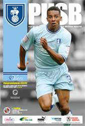 CCFC Official Programmes issue 05 V READING (11-12)