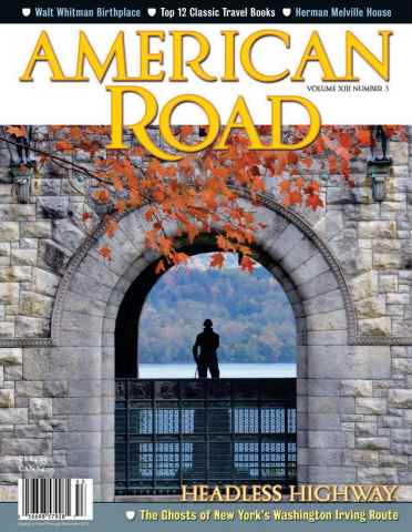 American Road issue Volume 13 No. 3