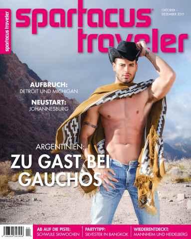 Spartacus Traveler issue Oktober – Dezember 2015