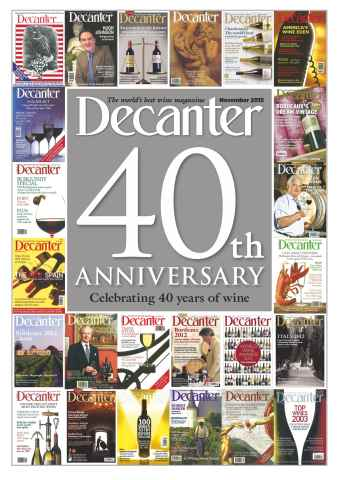 Decanter issue November 2015