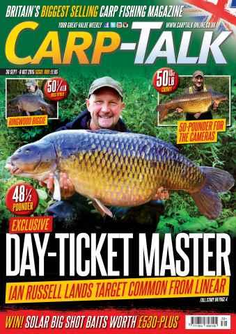 Carp-Talk issue 1091