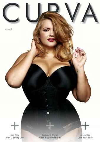 Curva issue CURVA Issue 8