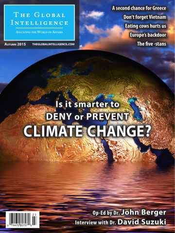 The Global Intelligence issue Autumn 2015