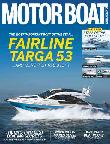 Motorboat & Yachting issue November 2015