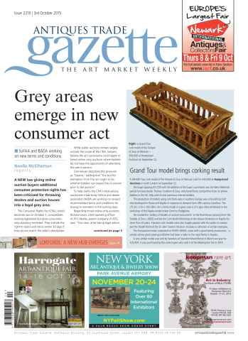 Antiques Trade Gazette issue 2210