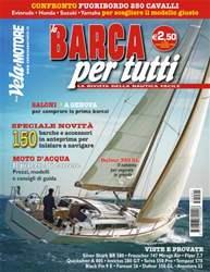 Vela e Motore Extra issue La Barca per Tutti 1 2015