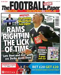 The Football League Paper issue 28th September 2015