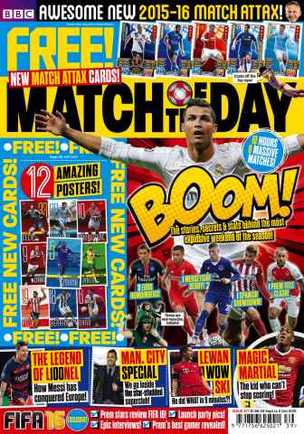 Match of the Day issue Issue 377