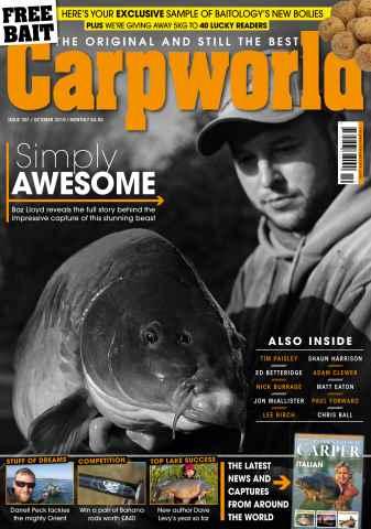 Carpworld issue Carpworld October 2015
