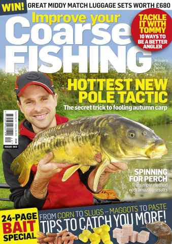 Improve Your Coarse Fishing issue Issue 303