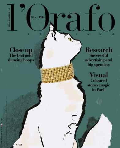 l'Orafo Italiano issue l'Orafo Italiano September 2015