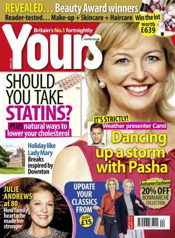 Yours issue 29th September 2015