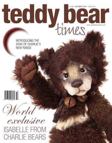 Teddy Bear Times issue Issue 219